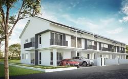 Azalea Homes, Rawang