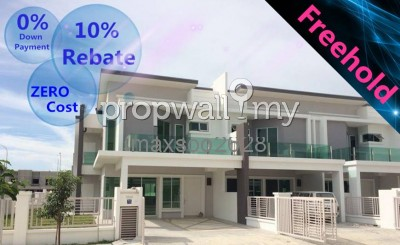House For Sale At Bandar Tun Razak Cheras For Rm 590 Rm Psf By Max Soo Propwall