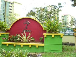 Taman Tampoi, Johor Bahru photo by Raymond Pui