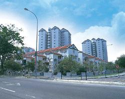 Taman Seri Damai, Green Lane