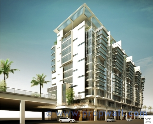 Office for sale at sunway velocity cheras for rm for Design hotel cheras