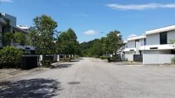 Taman Melawati, Melawati