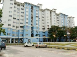 Tasik Heights Apartment, Bandar Tasik Selatan