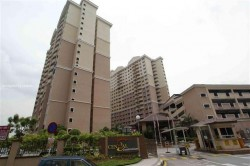 Cengal Condominium, Bandar Sri Permaisuri