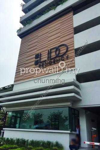 Condominium For Rent At Lido Residency Bandar Sri Permaisuri For Rm 2 Rm Psf By