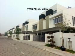 Twin Palms, Bandar Sungai Long