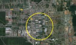 Meru, Klang