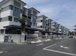Blue Sky Residence, Selayang Heights