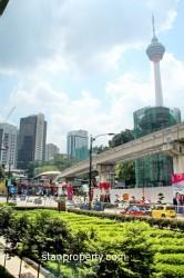 KL City Centre, Kuala Lumpur photo by stanproperty