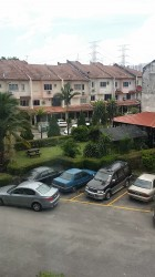 Bukit OUG Townhouse, Bukit Jalil photo by deon siow
