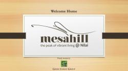 MesaHill, Putra Nilai