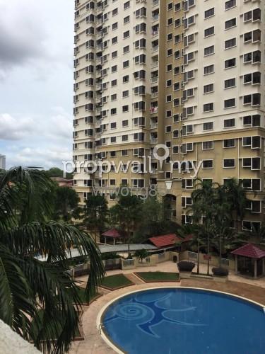condominium for sale at pelangi utama bandar utama for rm