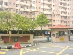Lestari Apartment, Bandar Sri Permaisuri photo by Gary Khoo
