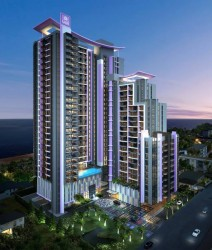 Twin Palms, Bandar Sungai Long