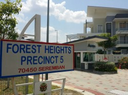 Forest Heights, Seremban