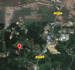 Kuching, Sarawak