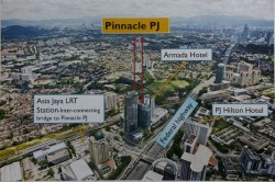 Pinnacle, Petaling Jaya