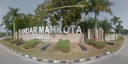 Bandar Mahkota Banting, Banting