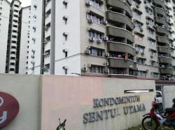 Sentul Utama Condominium, Sentul
