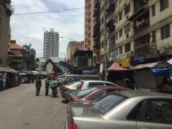 Chow Kit, KL City Centre