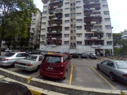 Taman Bunga Negara, Shah Alam