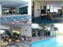 100 Residency, Setapak
