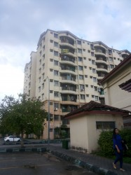 Perdana Apartment, Shah Alam