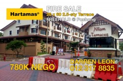 Nilam Terraces, Bandar Bukit Puchong