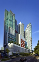 Verticas Residensi, Bukit Ceylon