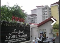 Kristal Heights, Shah Alam