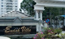 Endah Villa, Sri Petaling