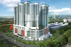 Larkin Heights, Johor Bahru