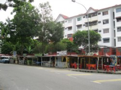 Gugusan Tanjung, Kota Damansara