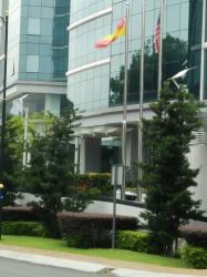 UOA Business Park, Saujana