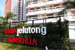 Suria Jelutong, Bukit Jelutong
