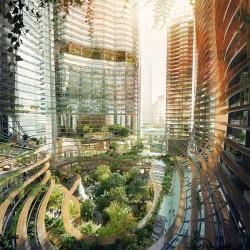 KL City Centre, Kuala Lumpur photo by Toji Ng