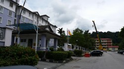Pusat Bandar Puchong, Puchong photo by Christine Wong