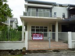 Indigo Homes, Bandar Saujana Putra
