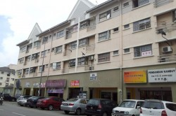 Fortune Court, Kepong