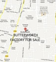Butterworth, Seberang Perai
