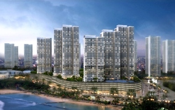 Tropez Residences, Danga Bay photo by Yong Yit Lee