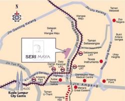 Seri Maya, Setiawangsa photo by Faeiz Hasan Abrar