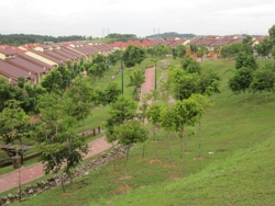 Denai Alam, Shah Alam photo by Sherrie Leong