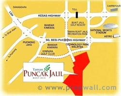 Taman Puncak Jalil, Bandar Putra Permai
