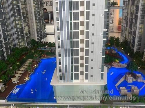 Condominium For Sale At Marina Cove Johor Bahru For Rm