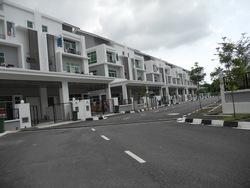 Oasis Residences, Relau