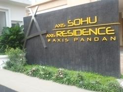 Axis Pandan, Pandan
