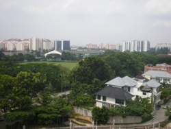 Serai Saujana, Saujana photo by V F