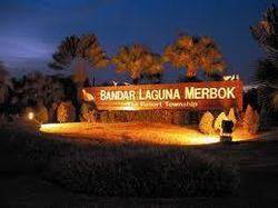 Bandar Laguna Merbok