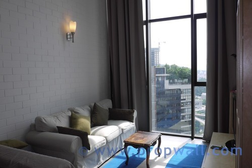 Studio Apartment Empire Damansara condominium for rent at empire damansara, damansara perdana for rm